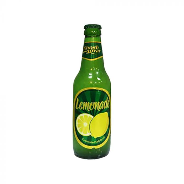لیموناد شیشه ای خوشگوار