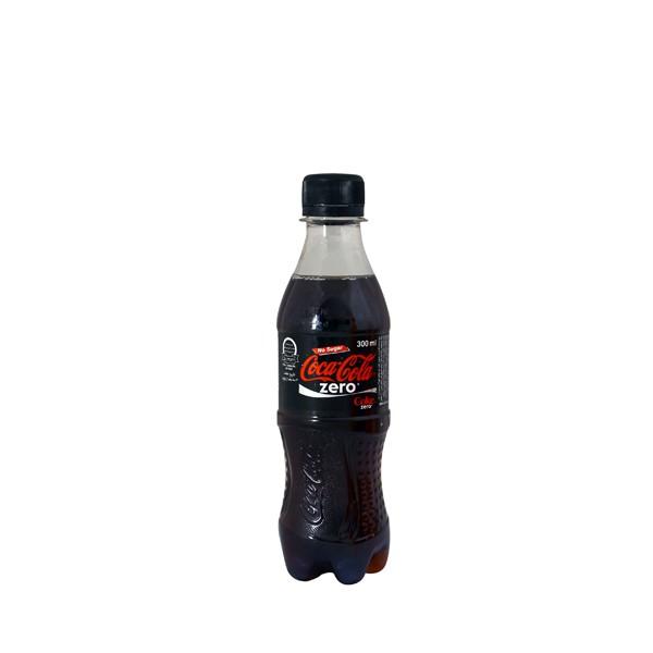 نوشابه بطری کوکاکولا زیرو
