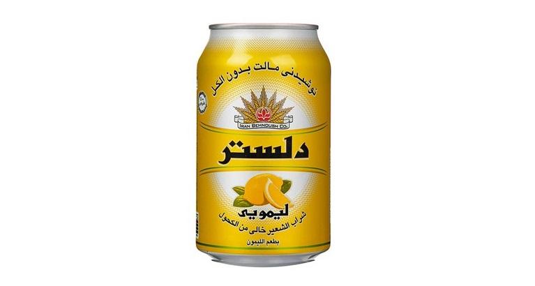 دلستر قوطی لیمو