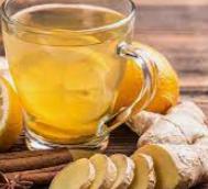 چای سبز زنجبیل
