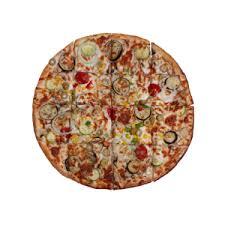 پیتزا سبزیجات تک نفره (آمریکایی)