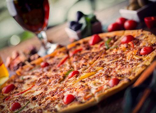 پیتزا مکزیکانا