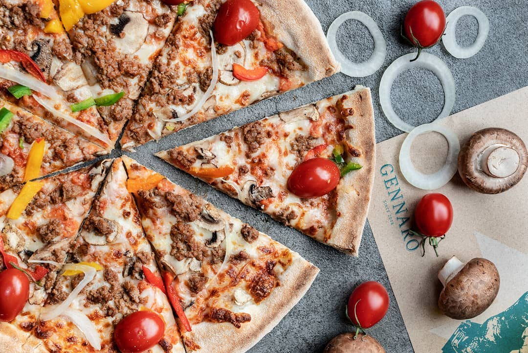 پیتزا ونیزی نوتی