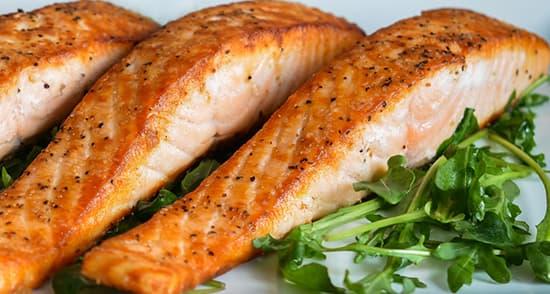 ماهی کباب زغالی