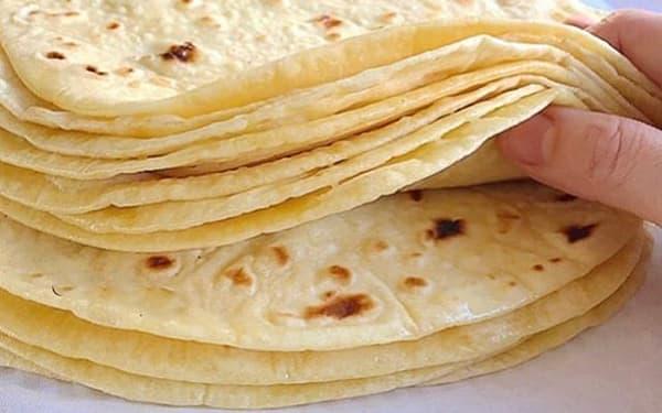 نان اضافه