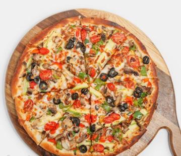 پیتزا سبزیجات (ایتالیایی)