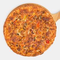 پیتزا تورنادو چیکن تک نفره (آمریکایی)