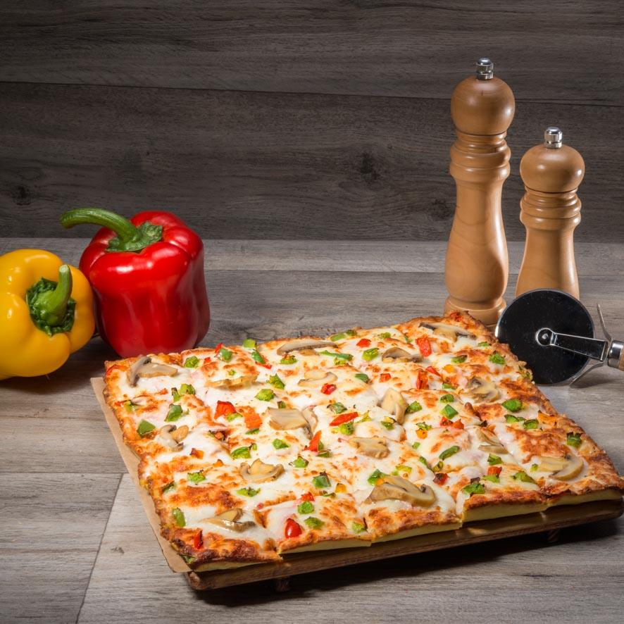 پیتزا پنجره ای