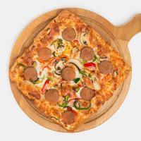 پیتزا پنجره ای یونیک دونفره (آمریکایی)