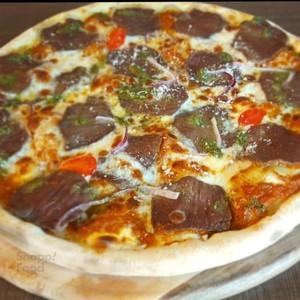 پیتزا کاپاچو