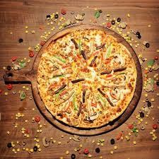پیتزا المپیک متوسط